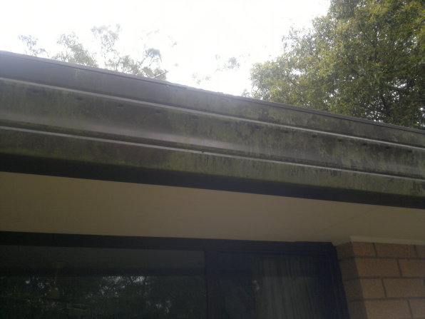 Gutter Cleaning Without The Wobbles