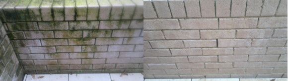 High Pressure Cleaning Bricks