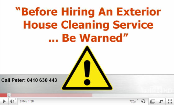 The Right Exterior House Cleaning Service In Sydney